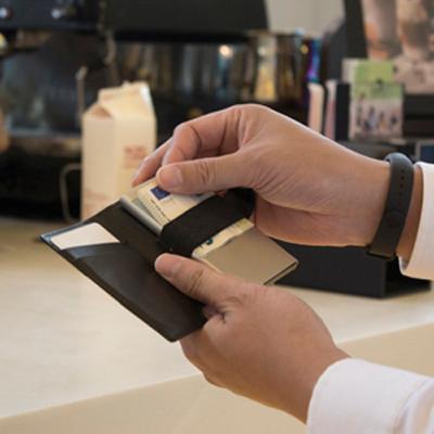 Wally Porto RFID Card Wallet
