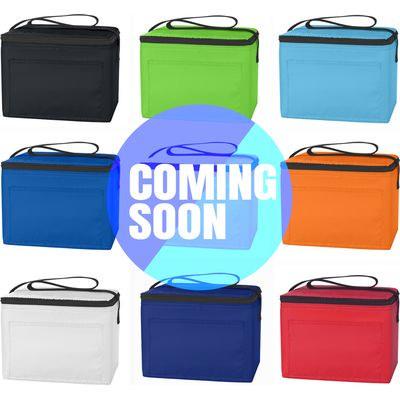 Non-woven Six Pack Cooler Bag PS4307_bk_PS