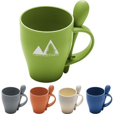 360Ml Harvest Spooner Mug