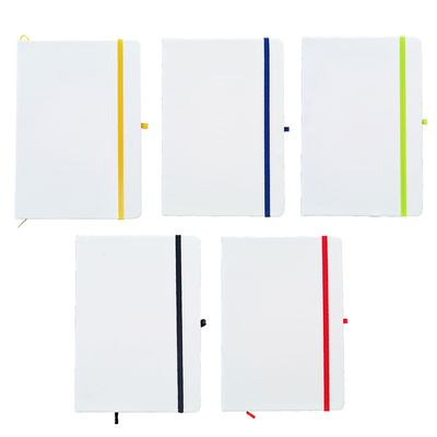 White A5 Notebook PS7002_rd_PS