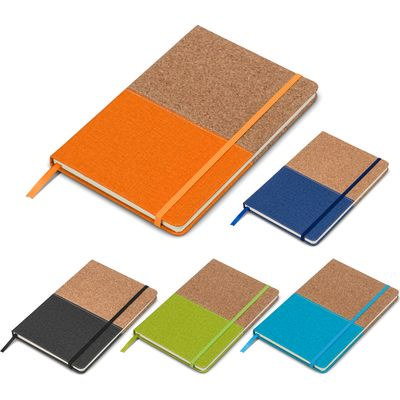 Synergy A5 Notebook - (printed with 1 colour(s)) PA9919_bk_PS