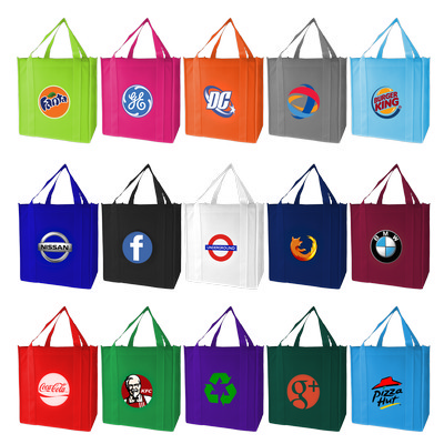 Detroit Tote Bag - (printed with 1 colour(s)) PS4004_PS