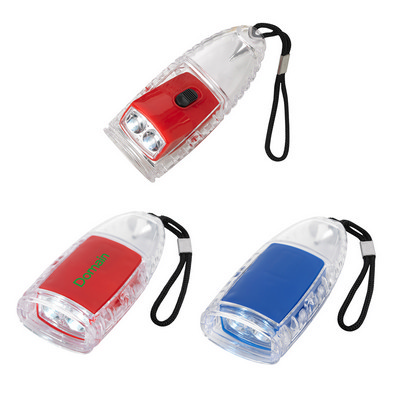 Torpedo LED Lantern torch With Strap