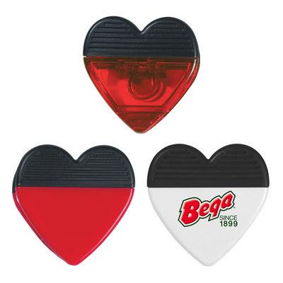 Heart Shape Clip (PH202_PS)