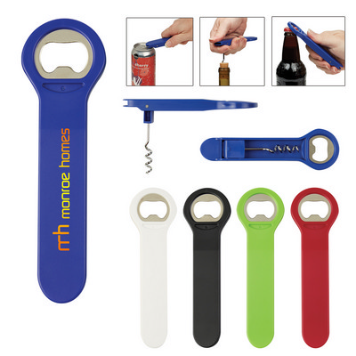 3-IN-1 DRINK OPENER - (printed with 1 colour(s)) PH2052_PS