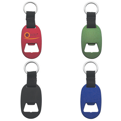 Metal Key Ring With Bottle Opener (PH2080_PS)