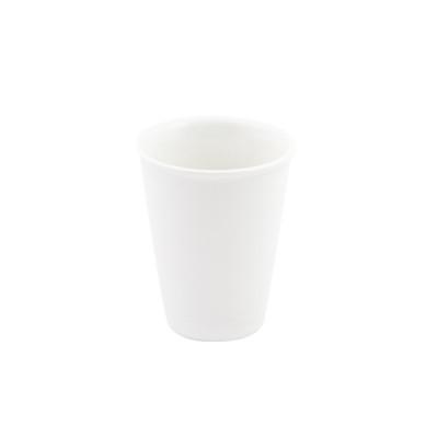 Milan Bianco Forma Latte Cup
