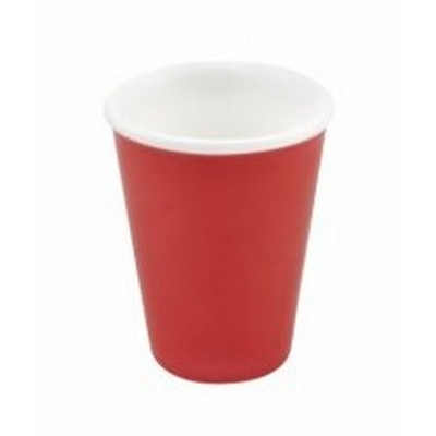 Milan Rosso Forma Latte Cup