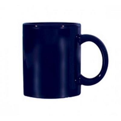 Blue Can Shape Mug