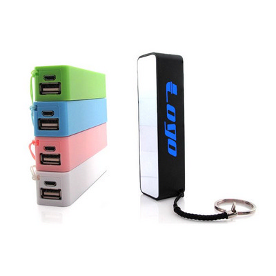 Silicon Power Bank 2000 Mah - (printed with 1 colour(s)) PS5205_PS