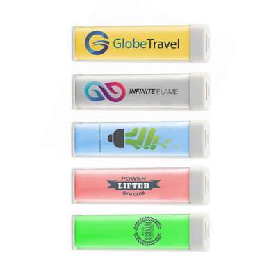 Clear Casing Power Bank 2200 mAh