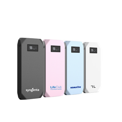 Curve Power Bank