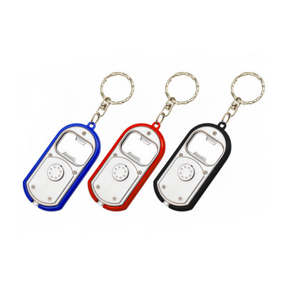 Bottle opener with handy Led Light - (printed with 1 colour(s)) PS8104_PS