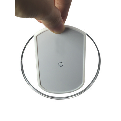 Acrylic Collaroy Wireless Charger - (printed with 1 colour(s)) PS9313_PS