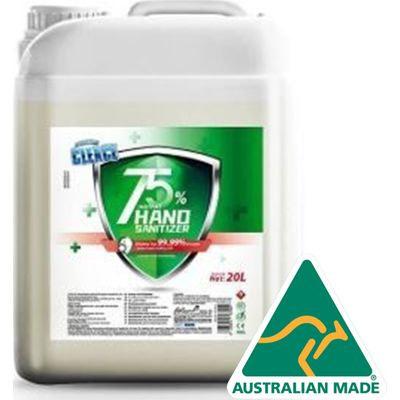 Hand Sanitiser 20 Litre Made In Australia