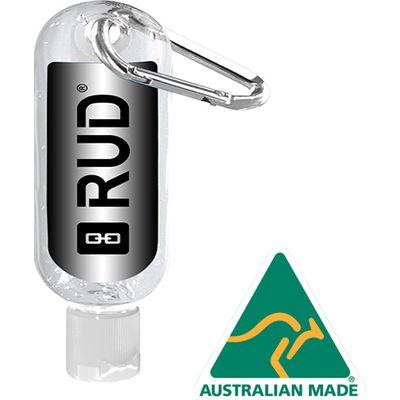Hand Sanitiser With Cararbiner 60Ml Made In Australia