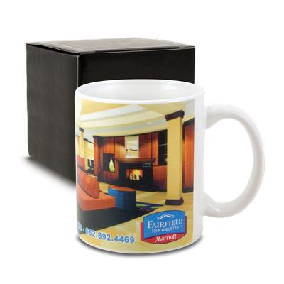 Sublimated Can Mug