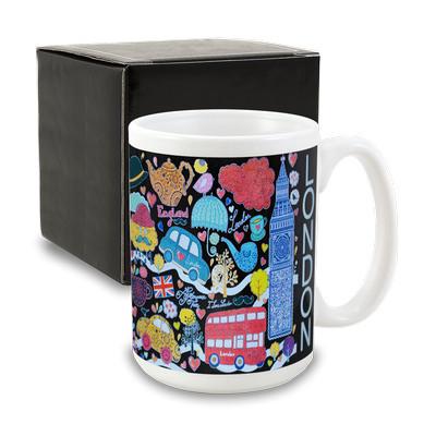 Sublimated Mighty Mug