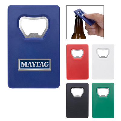 LIGHTWEIGHT BOTTLE OPENER - (printed with 1 colour(s)) PH1178_PS