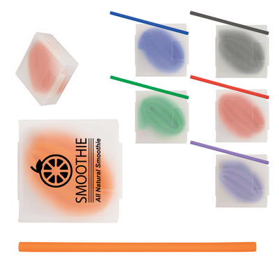 SILICONE STRAW IN CASE (PH5201_PS)