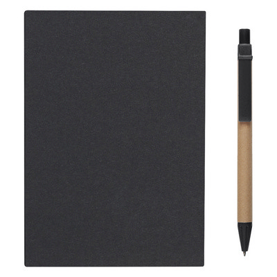 MEETING MATE NOTEBOOK WITH PEN AND STICKY FLAGS