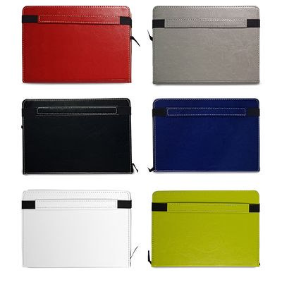 A5 Hard Covered Leather Look Notebook