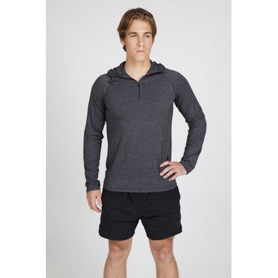 Mens Greatness Half Zip Ho