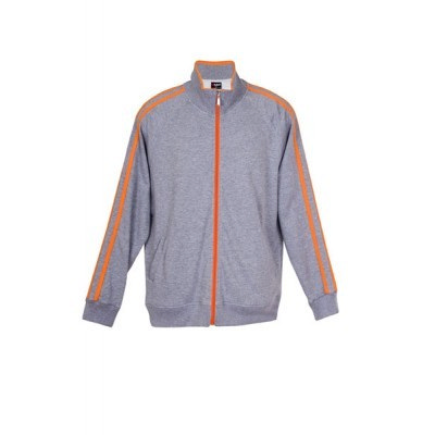 Mens Unbrushed Fleece Jacket