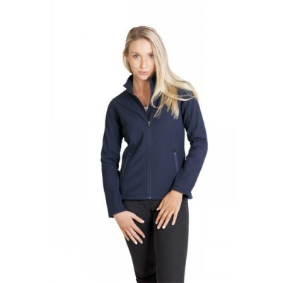 LADIES TEMPEST SOFT SHELL J