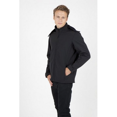 Mens Hooded Jacket - Tempes