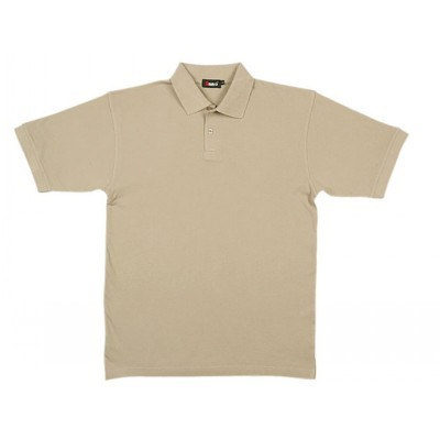 Mens 100% Cotton Pigment Dyed Polo