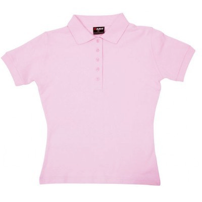 Ladies 100% Cotton Pigment Dyed Polo