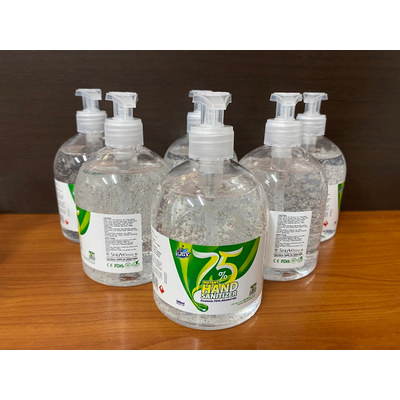 Hand Sanitiser 500ML - 75% Alchohol