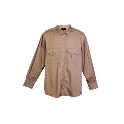 Cotton Drill Work long Sleeve Shirt