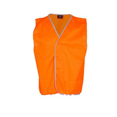 100% Polyeter Vest without reflective tape