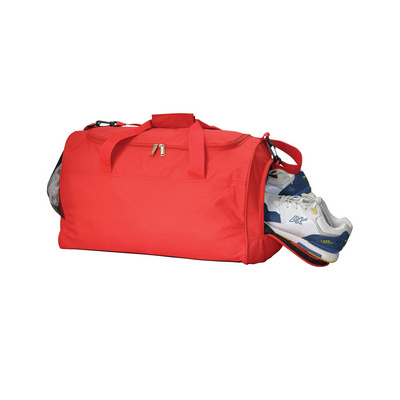 Basic Sports Bag with Shoe Pocket