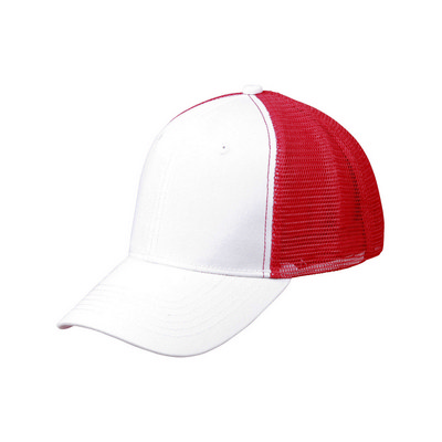 Premium Cotton Trucker Cap