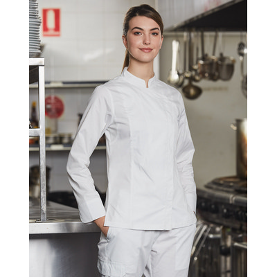 Ladies Functional Chef Jackets