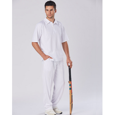 Mens CoolDry Polyester Cricket Pants