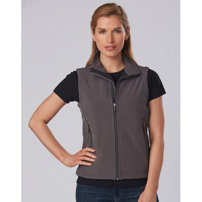 Ladies Softshell Hi-Tech Vest