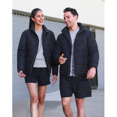 Adults Heavy Quilted Jacket