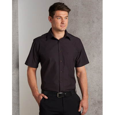 Mens Nano Tech Short Sleeve Shirt M7001_WIN