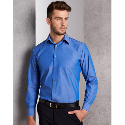 Mens Nano Tech Long Sleeve Shirt M7002_WIN