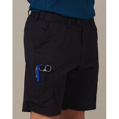 Mens Utility Cargo Shorts