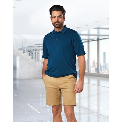 Mens Stretch Slimfit Boston Chino Shorts