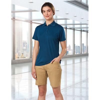Ladies Stretch Slimfit Boston Chino Shorts