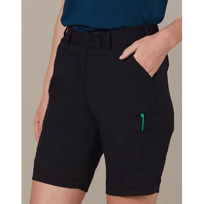 Ladies Utility Cargo Shorts