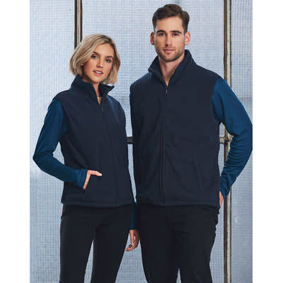 Unisex Freedom Polar Fleece Vest 2XS - 3XL