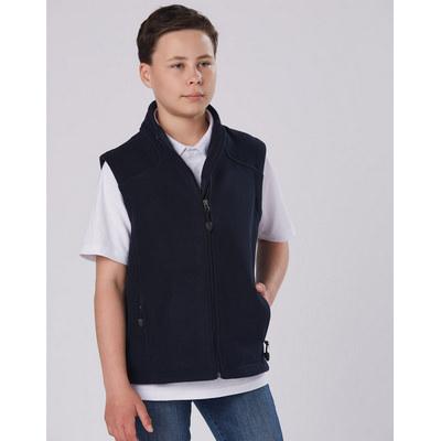 Kids Bonded Fleece Vest