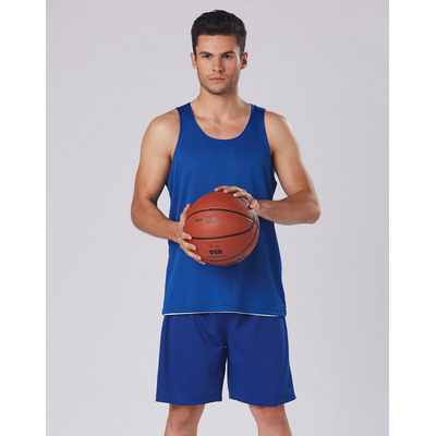 Adults CoolDryReversible Basketball Singlet